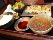 餃子定食700円