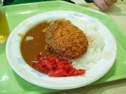 コロッケカレー360円