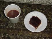 赤福とお汁粉