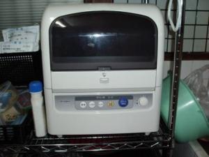 復活した食器洗い乾燥機