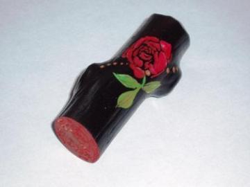 冬薔薇の印